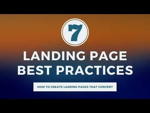 Landing Pages and Lead Capture Forms: B2B Best Practice