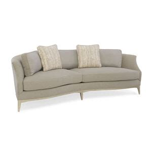 Modernes Sofa - CARACOLE UPHOLSTERY - BEST FOOT FORWARD