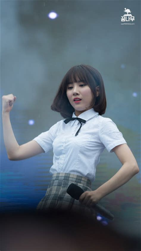 GFRIEND's Eunha Sports New Hairstyle For Comeback!   Daily