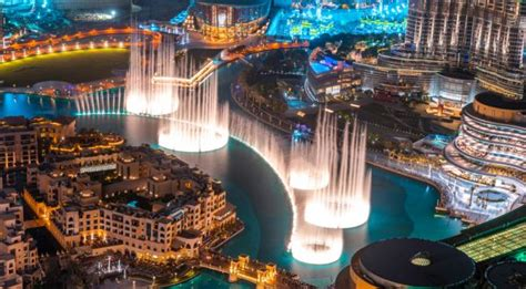 6 OF OUR FAVORITE SONGS FROM THE DUBAI FOUNTAIN PLAYLIST