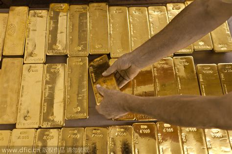 Russian and Chinese gold reserves to cut global economy