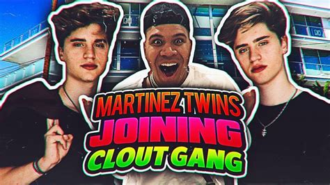 MARTINEZ TWINS JOIN CLOUT GANG!! (TRUTH ABOUT JAKE PAUL