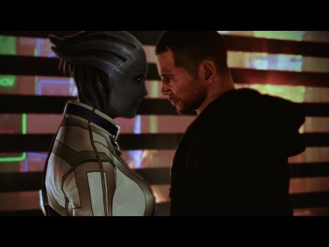 Mass Effect 2, Lair of the Shadow Broker, Liara asks about