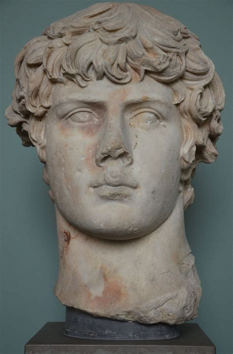 Portraits of Antinous | FOLLOWING HADRIAN