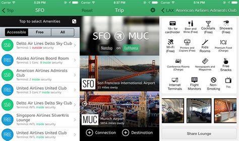LoungeBuddy App Unlocks the Mystery of Airport Lounges