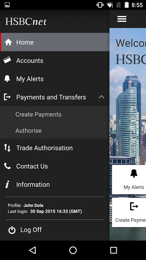 HSBCnet Mobile - Android Apps on Google Play