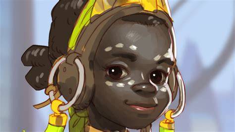 Overwatch's next hero might be an 11-year-old girl