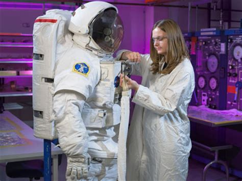 NASA - JSC Engineering - Space Suits