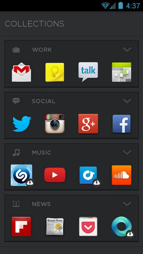 Aviate is Classic, Organized Android Launcher | Review
