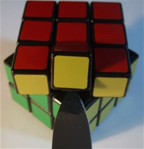 How to take apart the Rubik's Cube and put it back together