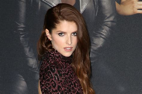 Anna Kendrick happy to leave Pitch Perfect 3 stunts to