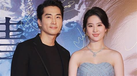 Song Seung Heon And Liu Yi Fei End Their Relationship