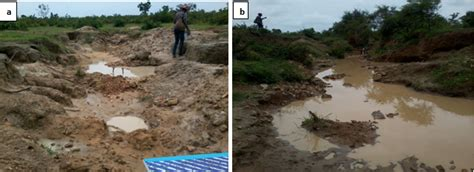 Environmental Effects of Sand and Gravel Mining on Land