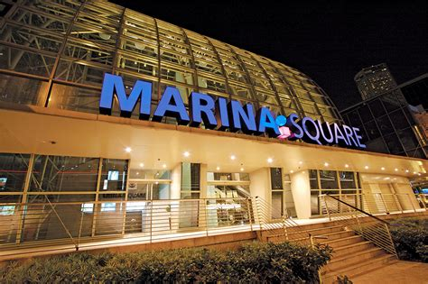 Marina Square | Meinhardt – Transforming Cities, Shaping