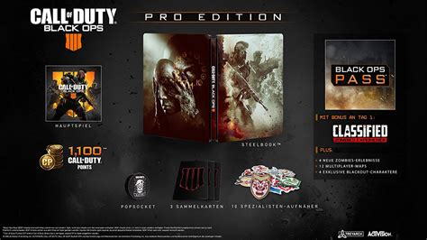 Xbox One - Call of Duty: Black Ops 4 [PRO uncut Edition]