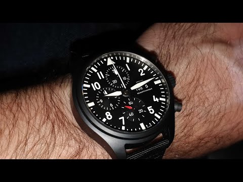 SIHH 2012 – New IWC Pilot's Watches | Watch Review