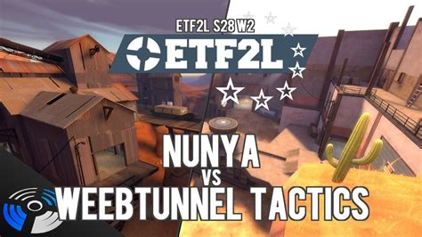 ETF2L S28 W2: nunya vs