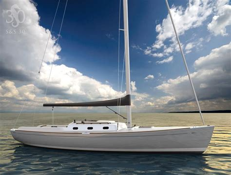 2013 Sparkman & Stephens S&S 30 Sail Boat For Sale - www