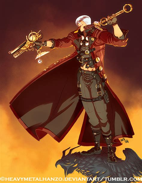 Dante from the Devil May Cry Series