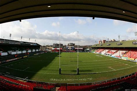 BBC SPORT | Rugby Union | World Cup stadia photos