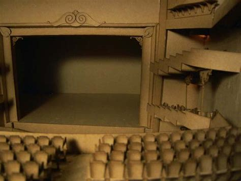 Dioramas and Clever Things: Three Fab Cardboard Models