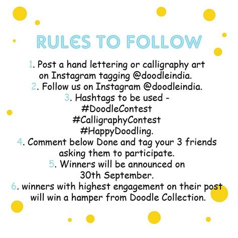 How To Follow Contest Rules Instagram - How To Tell Who