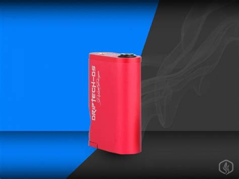 Driptech DS Dual 18650 Squonker review | Ecigguide