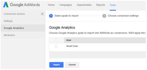 What Are Smart Goals? Google Analytics and AdWords   SEJ