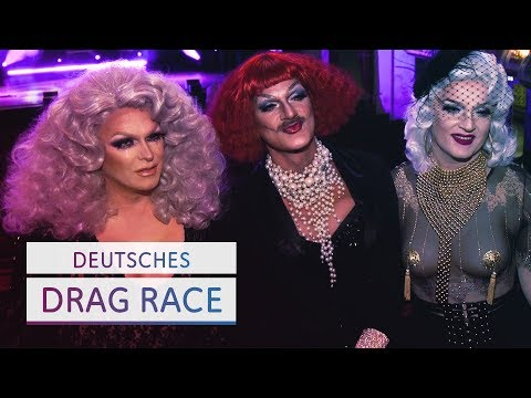 Two Straight Guys Learn What It's Like To Be Drag Queens
