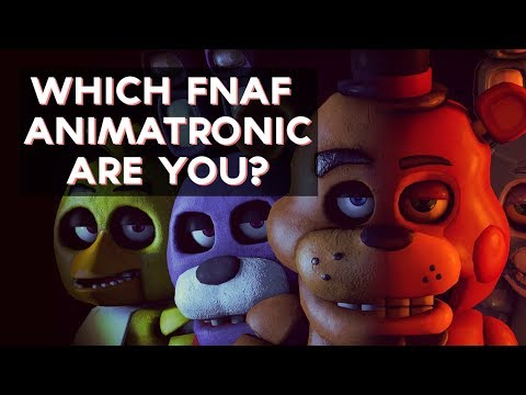 How Well Do You Know FNAF?