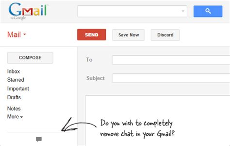 How to Completely Remove Chat from your Gmail