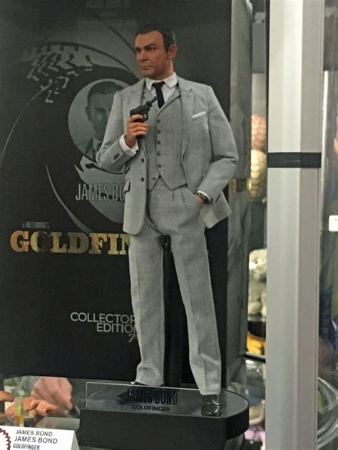 TOY FAIR 2017: The JAMES BOND Action Figures You've Been