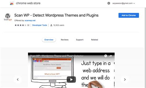 Top 12 WordPress Theme Detectors - from BuiltWith to WhatTheme