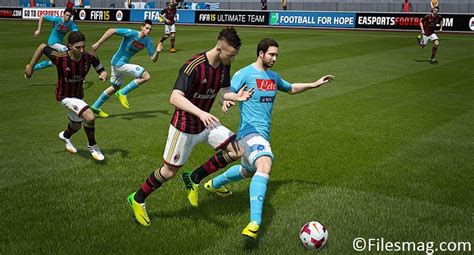 EA FIFA 2016 PC Game Download (Updated) - PC Games
